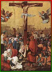 Crucifiction Of Jesus Christ