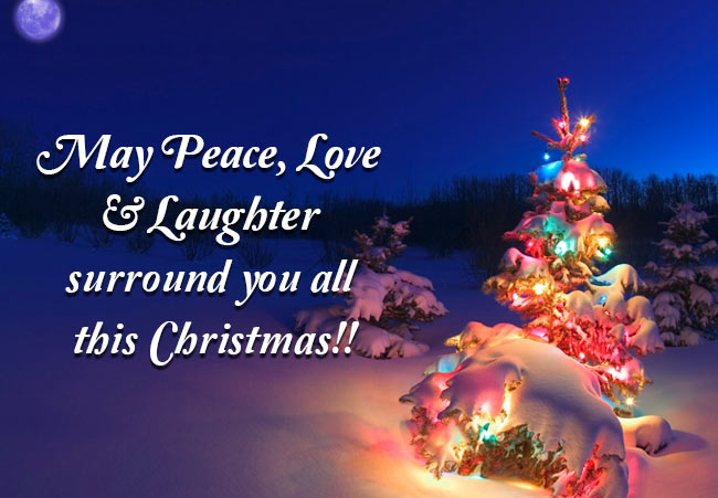 The 45 Best Inspirational Merry Christmas Quotes Of All: Christmas Greeting Cards, Christmas-day.org