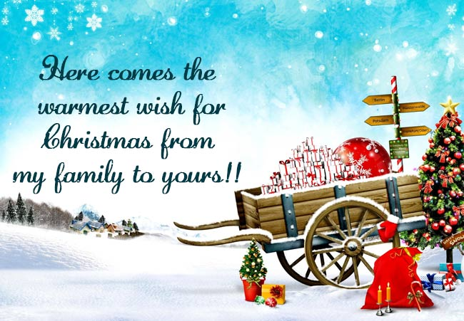 Christmas day card christmas greetings christmas greeting cards the medium used when expressing your heartfelt wishes is also as instrumental as the message itself in making the occasion memorable for everyone m4hsunfo