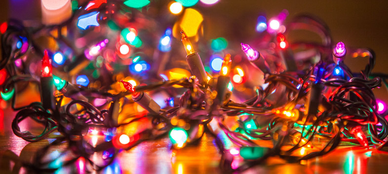 White Christmas Balls Ornaments