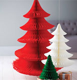 How to make Paper Christmas Tree